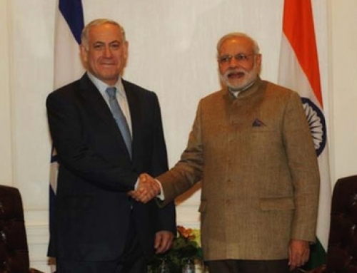 "PM Modi to people of diamond-trading Surat: ""I'm going to Israel on your behalf"""