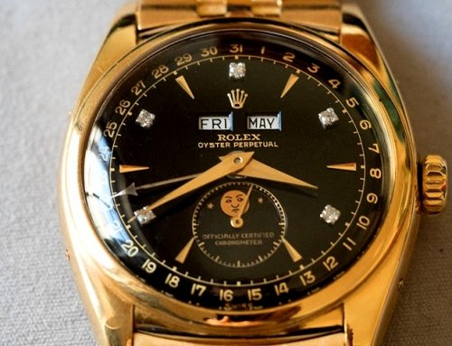 "Rolex ""Bao Dai"" Wristwatch Sets New World Record"