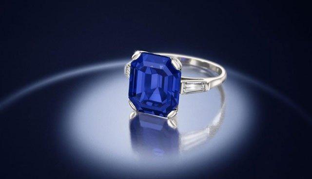 Kashmir-Sapphire