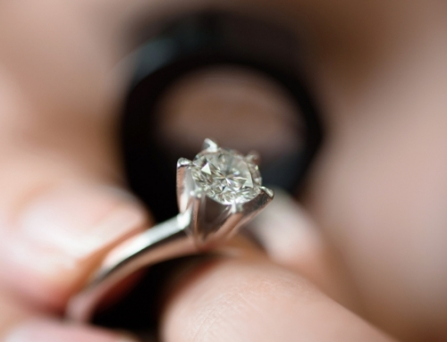 Clarifying What Makes a Diamond