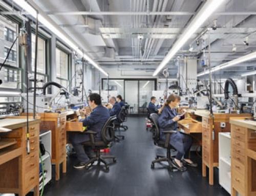 Tiffany modernizes and optimizes its design process