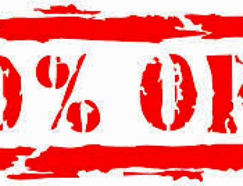 Why You Should Discount Discounting