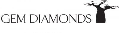 Gem Diamonds logo