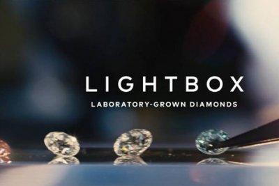 laboratory diamonds Lightbox