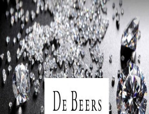 De Beers: 'Demand for diamonds is back on the rise'.