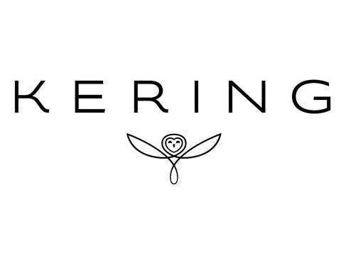 Kering logo - Sylvain Goldberg