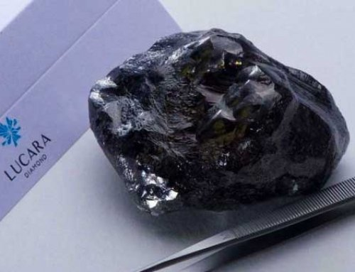 Record diamond discovered: 1,775 carats