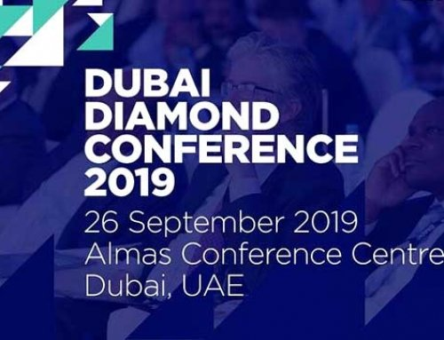 Dubai Diamond Conference characterized by disruption and technology