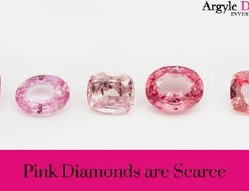 Argyle pink diamond tender 2019 presented by Rio Tinto