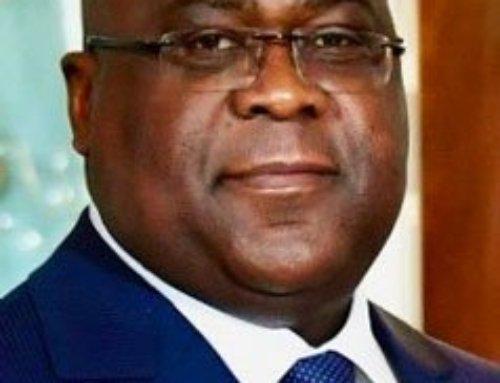 Tshisekedi visits Antwerp