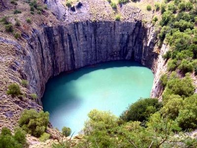 diamond in south africa Kimberley