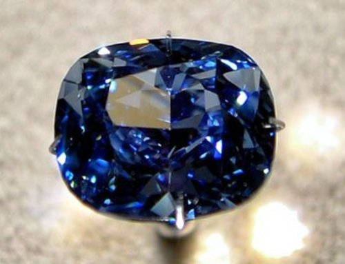 Thailand: the blue diamond enigma persists