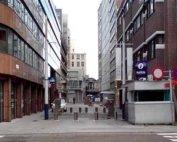 Antwerp Belgium diamond area