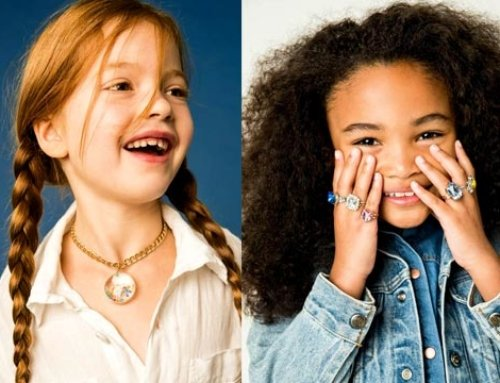 Super Smalls: Kids' Jewelry Collections Designed for the Instagram Age