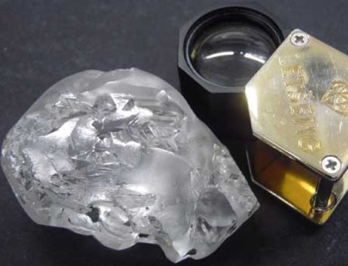 It is worth millions: miner finds 442-carat diamond in Africa