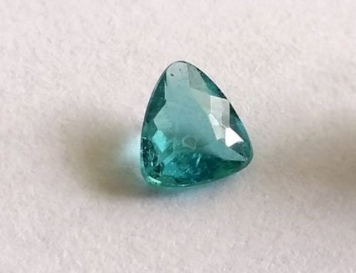 Paraiba tourmaline: luminous neon
