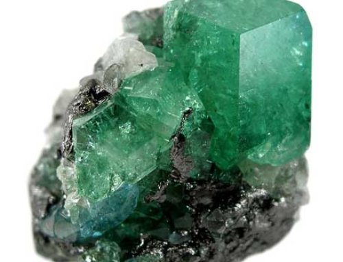 Tsavorite: a rare cousin of emerald