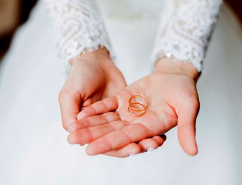 Wedding industry takes hit…  but engagement-ring budgets stable.