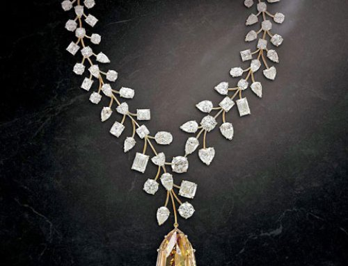 These expensive necklaces will make any woman shine